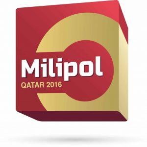 Milipol 2016 Logo