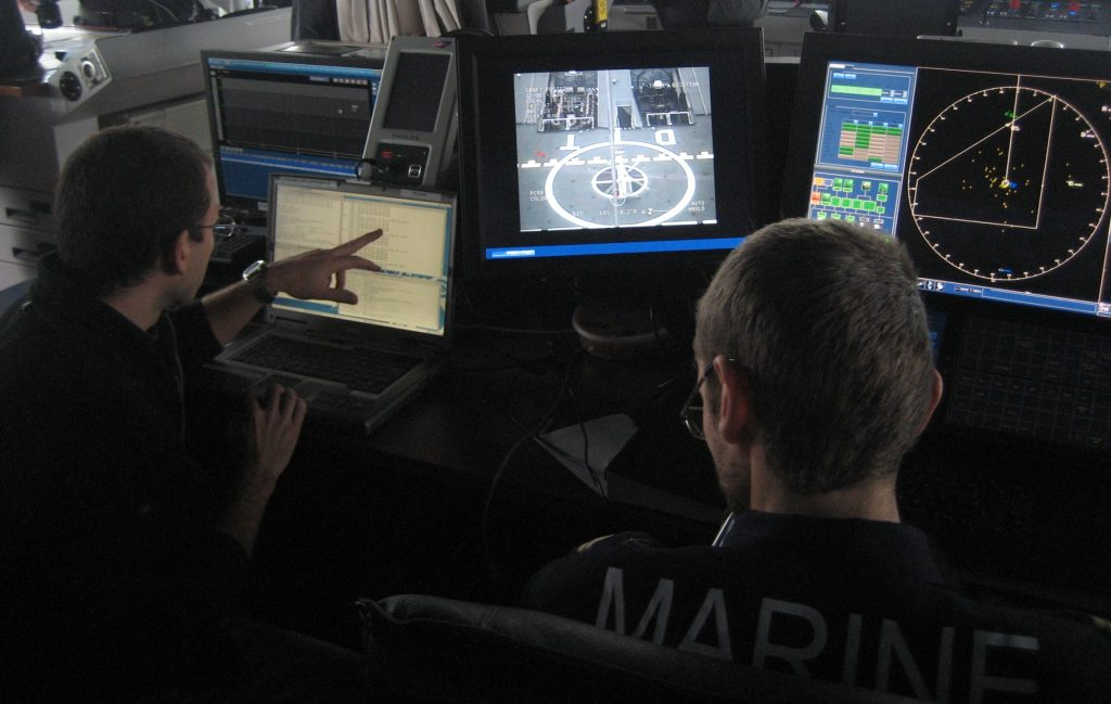 Intégration UAV au CO